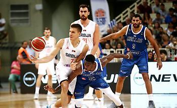 Πέμπτη στα power rankings για το Παγκόσμιο η Ελλάδα, ανέβηκε πρώτη η Σερβία