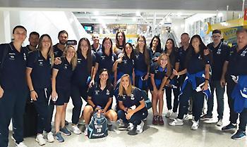 Έφθασε στην Άγκυρα για το Ευρωπαϊκό Πρωτάθλημα η Εθνική γυναικών (video)