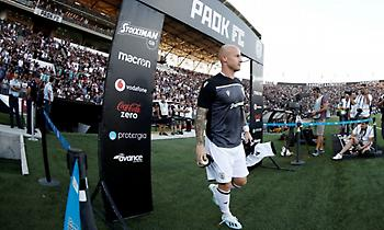 Στοχ: «Έχουμε αφήσει πίσω μας τον αποκλεισμό, είμαστε έτοιμοι και ήρθαμε να πάρουμε τη νίκη»
