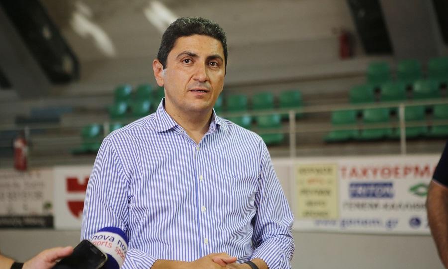 Αυγενάκης: «Ανοίξαμε όλα τα χαρτιά μας - Αποφάσεις κατά της βίας με άμεσα ορατά αποτελέσματα»
