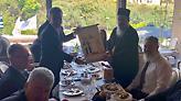 Παρέθεσε γεύμα στη διοίκηση της Τραμπζονσπορ η ΑΕΚ (pics)