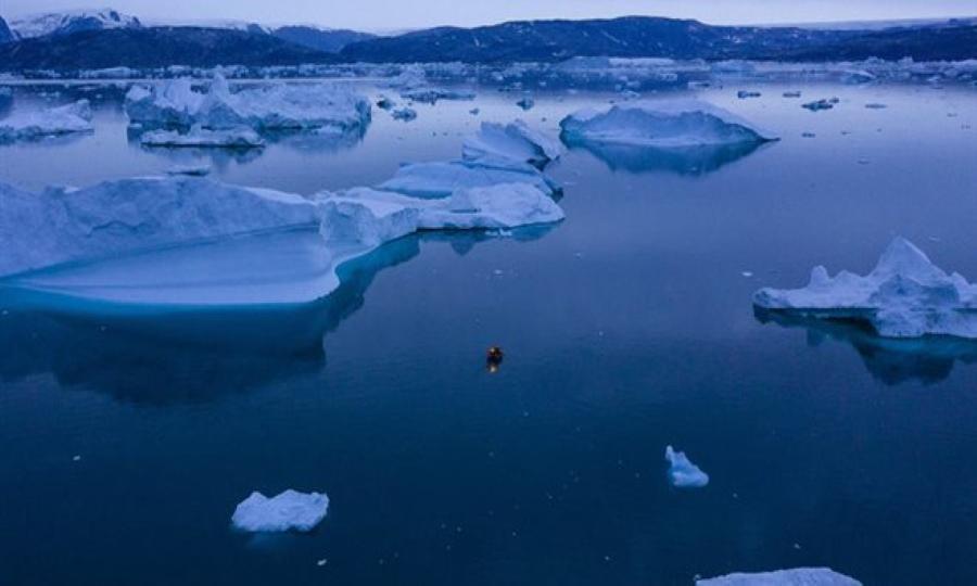 Το μέλλον της Γης εξαρτάται από το λιώσιμο των πάγων της Γροιλανδίας