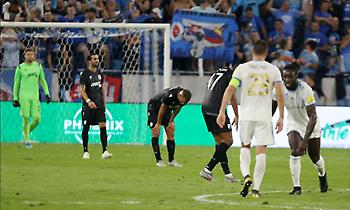 Επτά σερί ματς χωρίς νίκη στην Ευρώπη ο ΠΑΟΚ