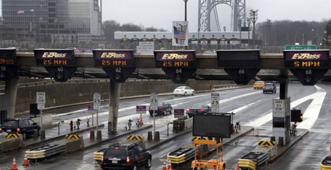 ΗΠΑ: Η γέφυρα Τζορτζ Ουάσινγκτον έκλεισε προσωρινά λόγω απειλής για βόμβα