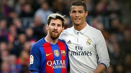 Ρονάλντο: «Η κόντρα με τον Μέσι μας έκανε καλύτερους παίκτες»