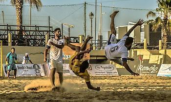 Μεσογειακοί Παράκτιοι: Γνωρίστε το Beach Soccer