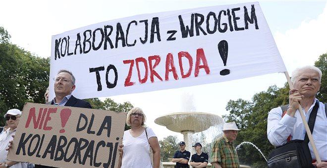Η Πολωνία αξιώνει 850 δισ. σε πολεμικές επανορθώσεις από τη Γερμανία