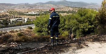 Νέα φωτιά στη Σάμο - Καλύτερη εικόνα της φωτιάς στην Αχαΐα - Όλα τα μέτωπα