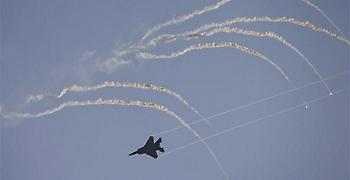 Συρία: Επιδρομή ισραηλινού αεροσκάφους κοντά στη Δαμασκό
