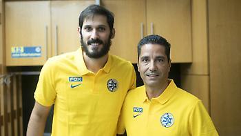 Σφαιρόπουλος: «Φέραμε τους παίκτες που θέλαμε, αλλά χρειάζεται υπομονή»