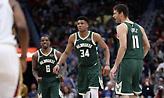 Μπρουκ Λόπεζ: «Τρομακτικό για το NBA αν βελτιωθεί κι άλλο ο Γιάννης!»