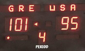 ΗΠΑ: Πρώτη ήττα μετά την… Ελλάδα το 2006, παρθενική νίκη των Αυστραλών!