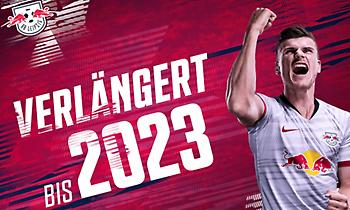 Ανανέωσε με Βέρνερ μέχρι το 2023 η Λειψία