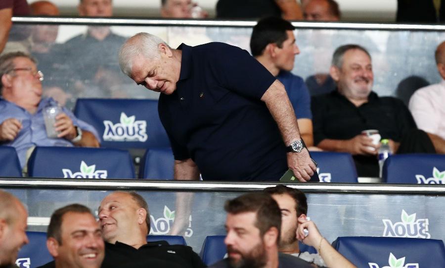 Μελισσανίδης: «Έχετε ξεφτιλίσει την ΑΕΚ»