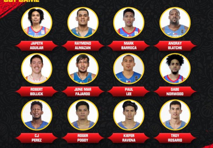 Ανακοίνωσαν τη 12άδα για το Παγκόσμιο Κύπελλο οι Φιλιππίνες