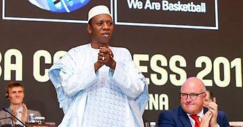 Νέος πρόεδρς ο Νιάνγκ στη FIBA, στην Κεντρική Επιτροπή ο Ζώης