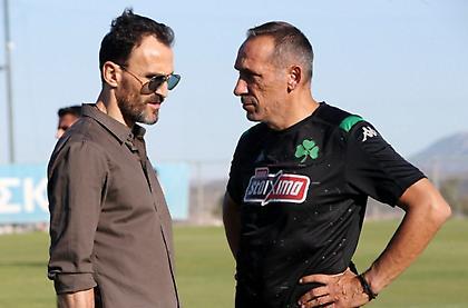 Παγκάκης:«Αν πάει για δεύτερο παίκτη ο Παναθηναϊκός, χωρίς να έχει φύγει κάποιος, θα είναι έκπληξη»