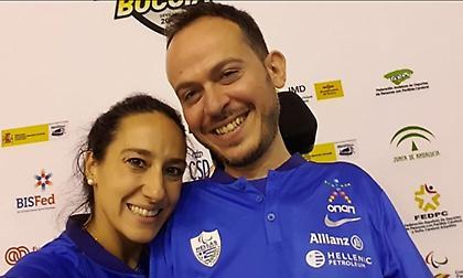 Πρωταθλητής Ευρώπης ο Γρηγόρης Πολυχρονίδης στο ατομικό ΒC3