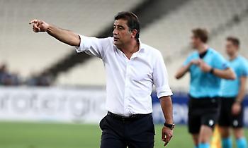 Καραμάν: «Η ΑΕΚ ήρθε αποφασισμένη να νικήσει»