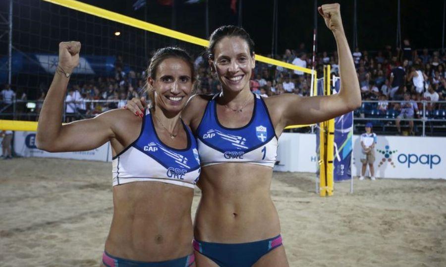 Beach Volleyball Γυναικών: Το τρίτο και το 33ο!