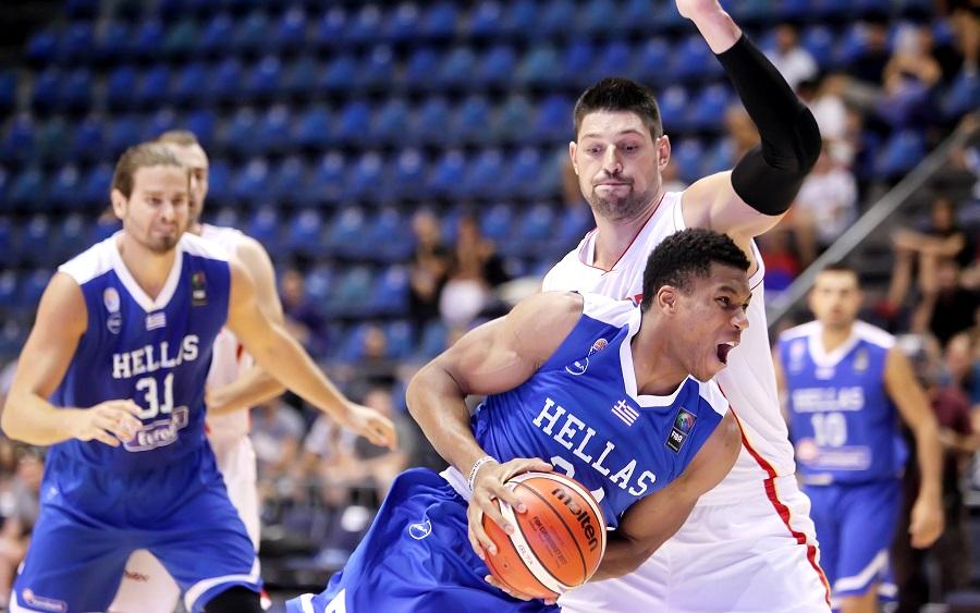 Ελλάδα-Μαυροβούνιο: Μόνο νίκες, αλλά και μια πικρή κατάληξη