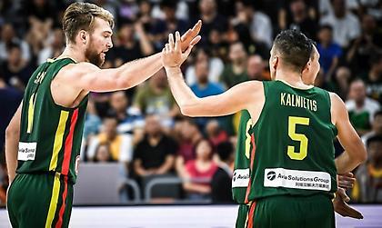 Διέσυρε τη Σενεγάλη η Λιθουανία!