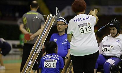 Ασημένιο μετάλλιο για τα ζευγάρια BC3 στο Ευρωπαϊκό Πρωτάθλημα