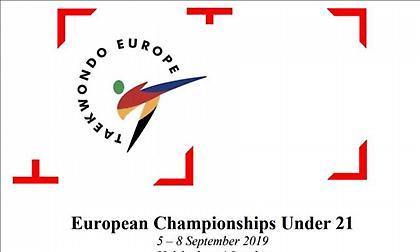 Η ελληνική αποστολή για το Ευρωπαϊκό Πρωτάθλημα τάε-κβον-ντο U21