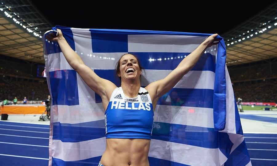 Το «ευχαριστώ» της Κατερίνας Στεφανίδη στους Έλληνες