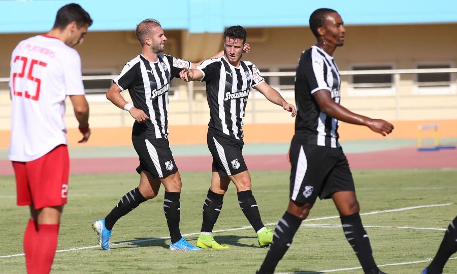 Τα γκολ και τα highlights της φιλικής νίκης του ΟΦΗ επί του Πλατανιά