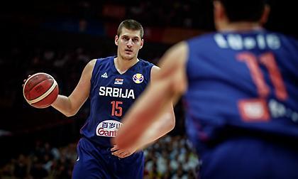 Αποβλήθηκε ο Γιόκιτς στο ματς με την Ισπανία! (video)