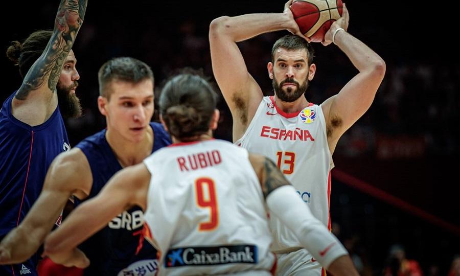 «Γονάτισε» τη Σερβία και έγινε το… αφεντικό η Ισπανία!