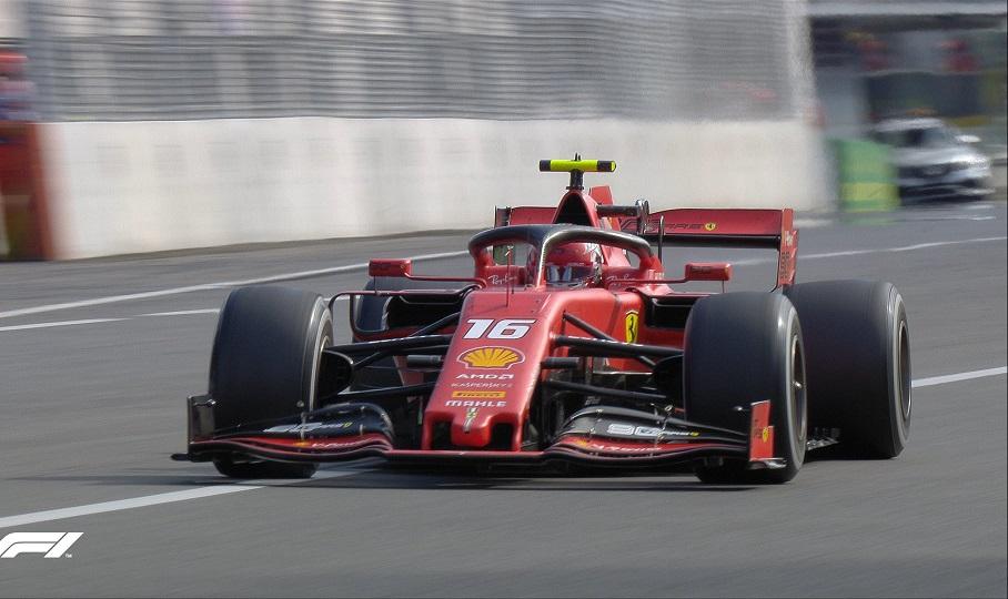 Κουμάντο στο σπίτι της, κάνει η Ferrari