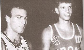 Με Γκάλη και Πέτροβιτς το Παγκόσμιο του 1986