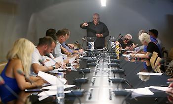 Τα ζευγάρια της 3ης φάσης του Κυπέλλου Ελλάδας