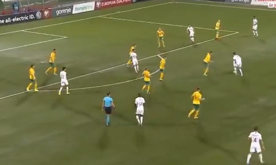 Γκολ του Κριστιάνο Ρονάλντο με απίθανη… φάβα ! (video)