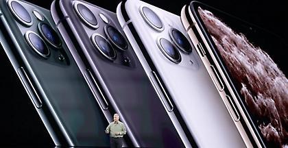 Αυτό είναι το νέο iPhone 11 Pro με τριπλή κάμερα (video)