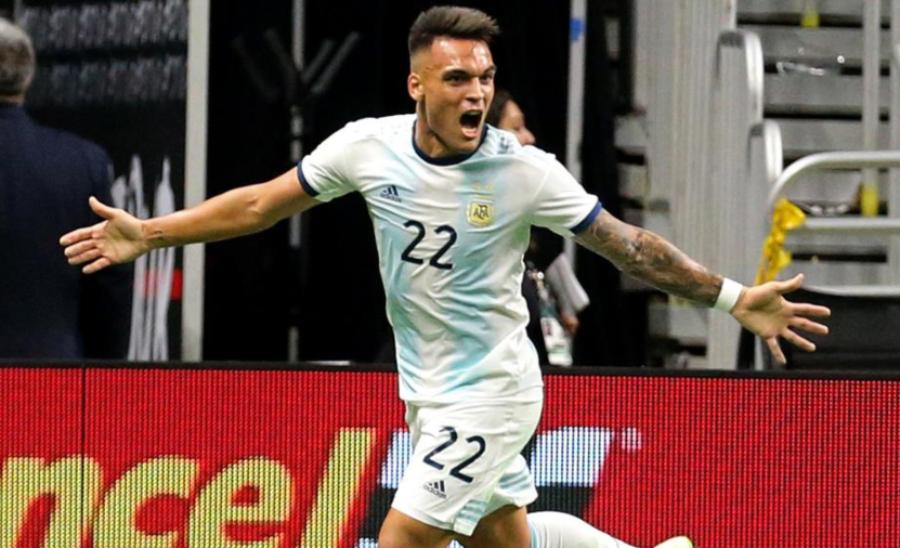 Χατ-τρικ σε 22 λεπτά ο Λαουτάρο, ήττα για τη Βραζιλία!