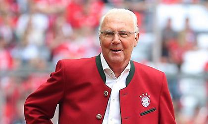 Ο «Κάιζερ» των γηπέδων, Φραντς Μπεκενμπάουερ, γίνεται 74!