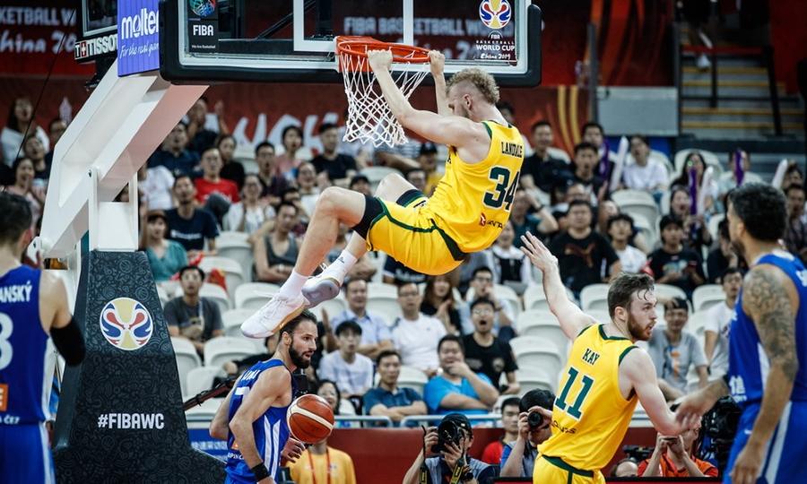 Λύγισε την Τσεχία και «πέταξε» στα ημιτελικά η Αυστραλία!