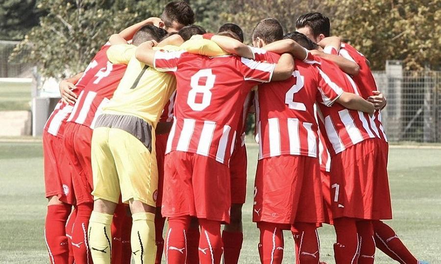 Σχολή ποδοσφαίρου Ολυμπιακού στη Θεσσαλονίκη: «Εμείς συνεχίζουμε, παρά τα εμπόδια»