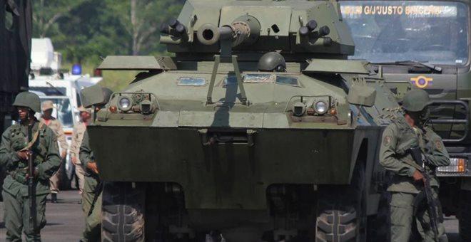 Κολομβία: «Συναγερμός» για τα στρατιωτικά γυμνάσια της Βενεζουέλας