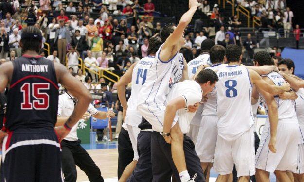 Team USA: Ελλάδα-Γαλλία… συμμαχία!