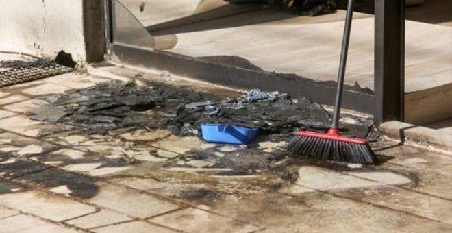 Φωτιά σε κατάστημα εστίασης στο κέντρο της Αθήνας