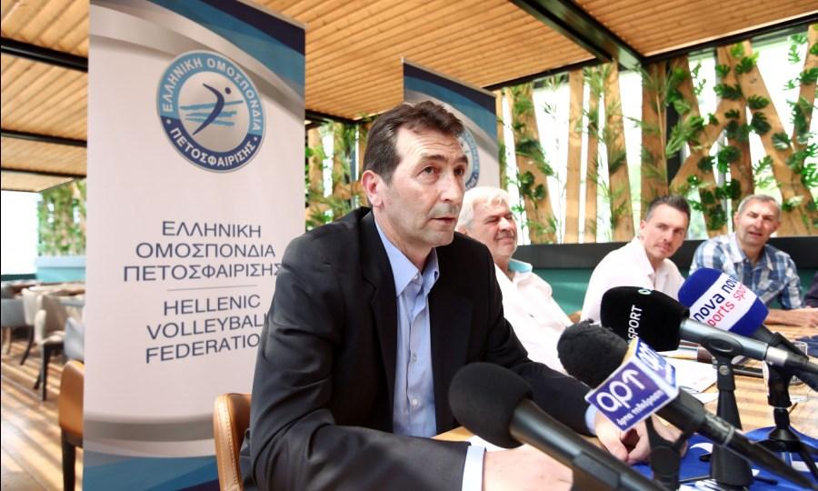 Ανδρεόπουλος: «Είχαμε διάθεση και αποφασιστικότητα»