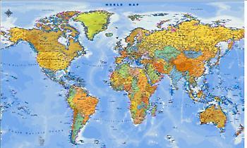 10/10 κανείς: Σου δίνουμε τη χώρα νομίζεις ότι μπορείς να βρεις σε ποια ήπειρο βρίσκεται;