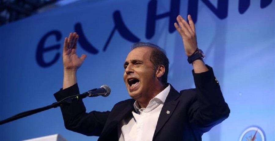 Βελόπουλος: «Οταν είπα στη Βουλή το όνομα του Μαρινάκη όλοι έτρεμαν»