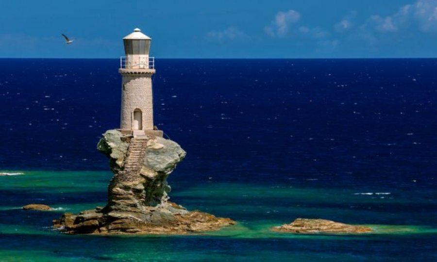 Ο πιο ξεχωριστός φάρος στην Ελλάδα και 4ος σε όλο τον κόσμο (pics)