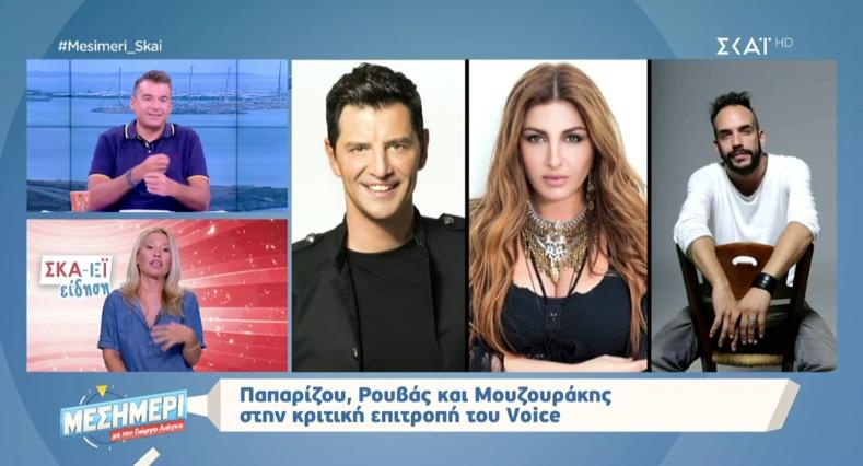 The Voice: Όνομα έκπληξη στην κριτική επιτροπή – Αυτός θα είναι ο παρουσιαστής
