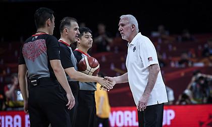 Πόποβιτς: «Δεν είναι ντροπή που χάσαμε το χρυσό, υπήρχαν καλύτερες ομάδες από εμάς»